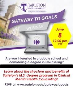 Counseling webinar.June 8 2017